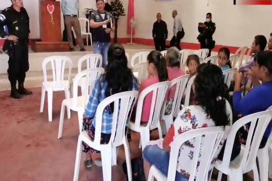 El Gobierno suspendió todas las celebraciones religiosas presenciales en todo el país como medida preventiva para evitar contagios por coronavirus (Foto: captura de pantalla)