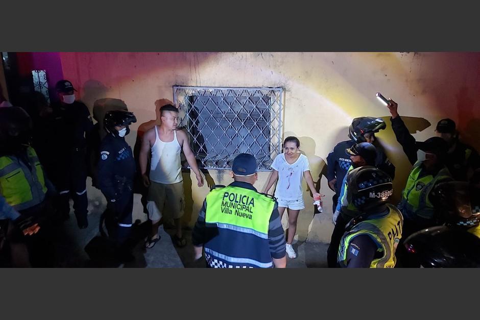 Las autoridades confirmaron la detención del hombre. (Foto: PMT)