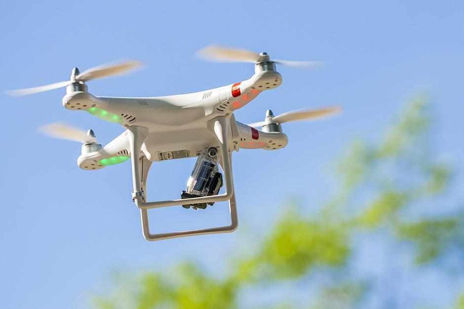Prohiben el vuelo de drones en las instalaciones de los hospitales para atender casos de Covid-19. (Foto: Archivo/Soy502)