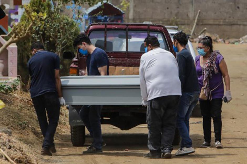 El gobierno de Daniel Ortega niega que haya contagio comunitario. (Fotografía: AFP)