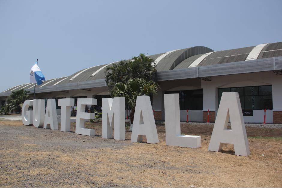 Gobierno iniciará proyecto del aeropuerto de carga en Escuintla