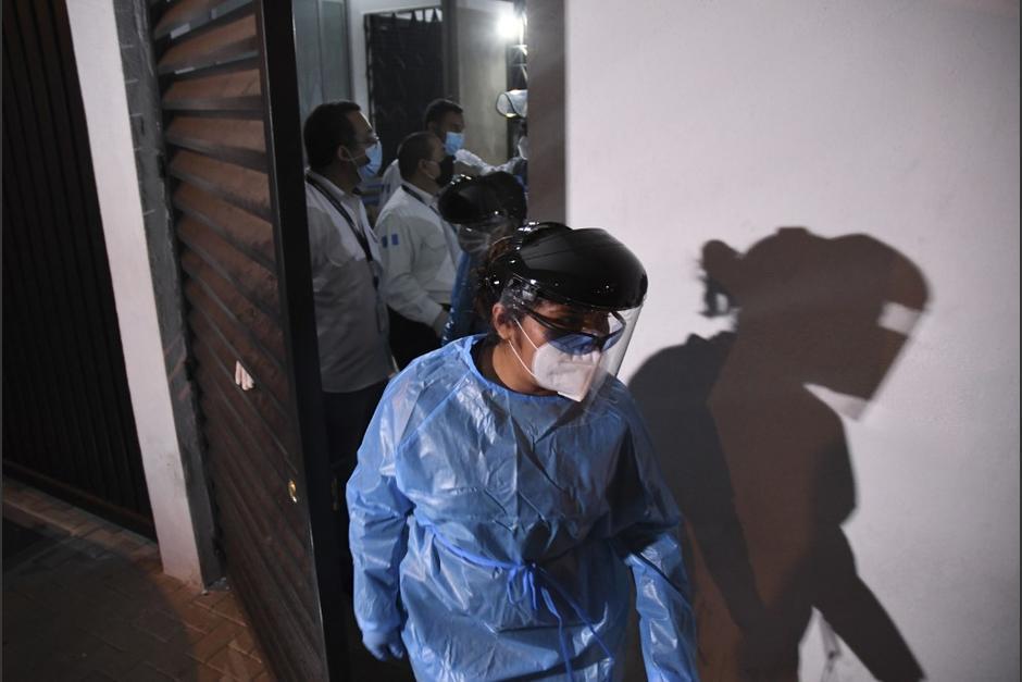 Aumenta a 832 casos de coronavirus ya 23 los fallecidos en Guatemala