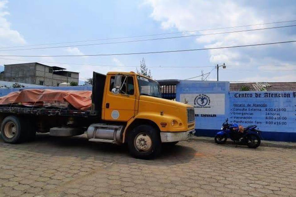 La entrega inició a finales de abril y concluirá en mayo (Fotografía: Rotary Guatemala)
