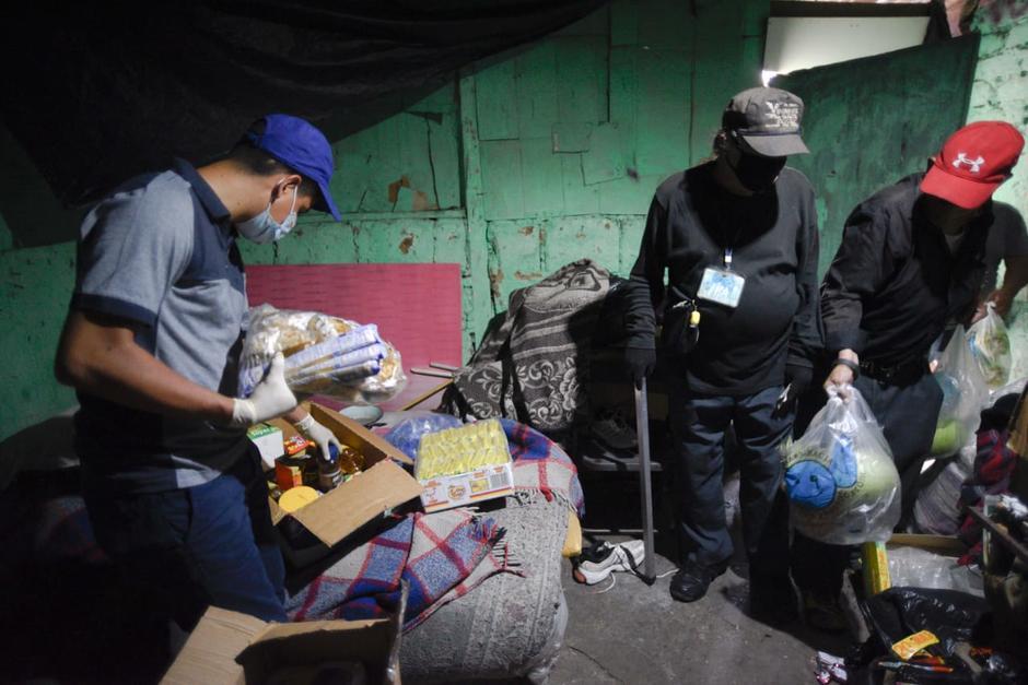 De momento, los hermanos no deben preocuparse por la renta de su cuarto. (Foto: Wilder López/Soy502)