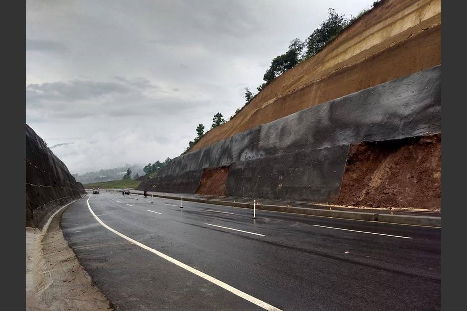 Las autoridades explicaron que ya se encuentra la maquinaria trabajando en el lugar. (Foto: Sacatepéquez StarNews)