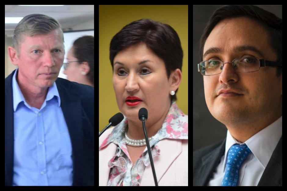 Igor Bitkov denunció a la exjefa del MP y al jefe de la FECI. (Fotos: archivo/Soy502)