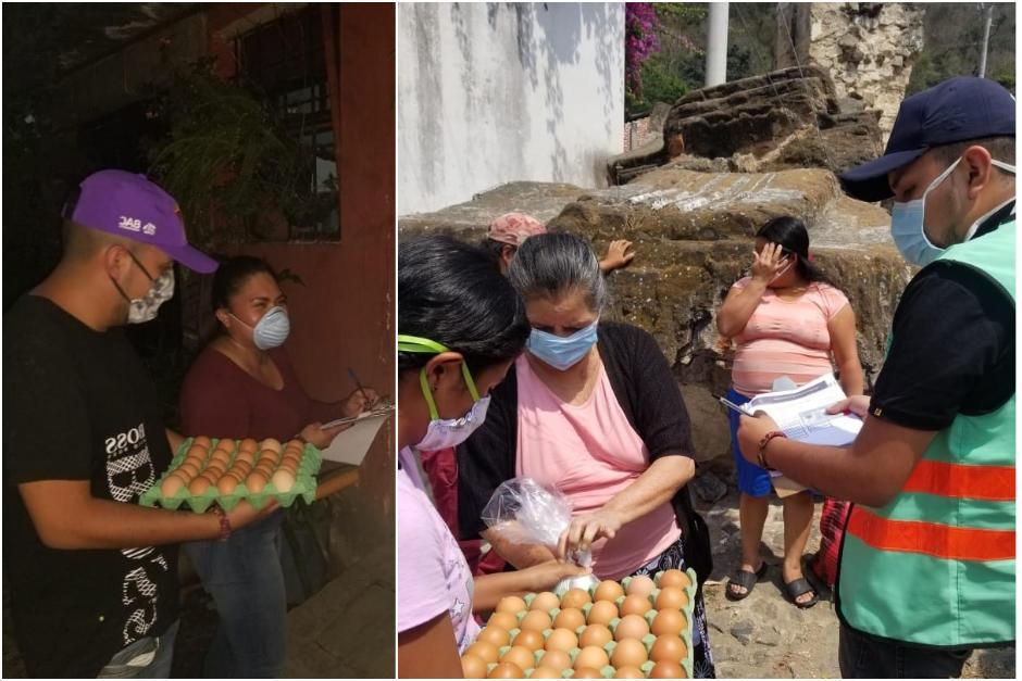 La Municipalidad de Guatemala denunció penalmente a un voluntario que habría estafado a vecinos de la Antigua Guatemala. (Foto: Facebook)