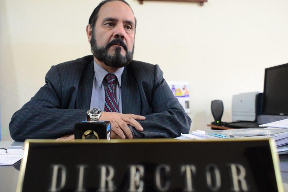 Leopoldo Guerra fue destituido de su puesto como director del Registro de Ciudadanos del Tribunal Supremo Electoral. (Foto: Archivo/Soy502)