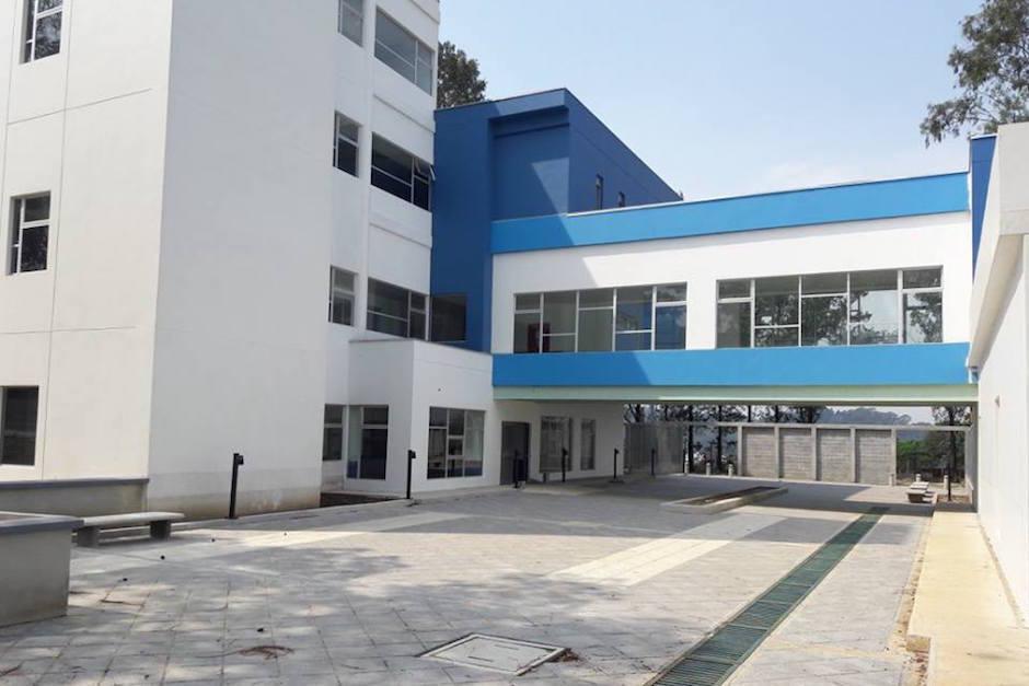 El hospital de Villa Nueva, el primero que atendió a los contagiados por Covid-19. (Foto: archivo/Soy502)