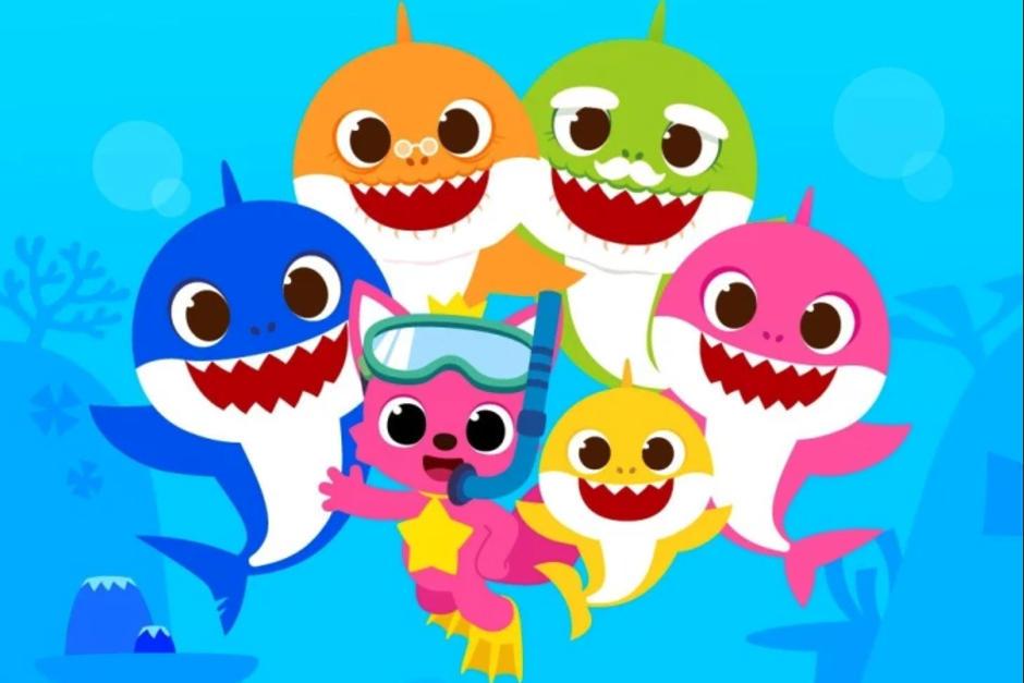 """""""Baby Shark"""" se convierte en el video más visto de Youtube ..."""