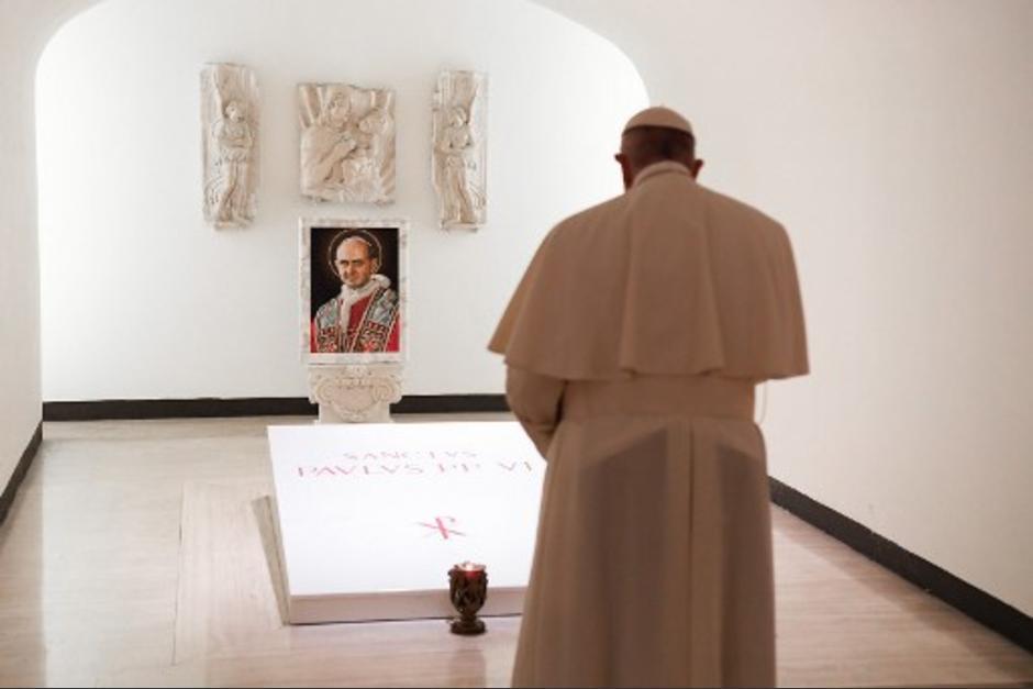 El Vaticano aclaró la postura del Papa Francisco. (Foto: AFP)