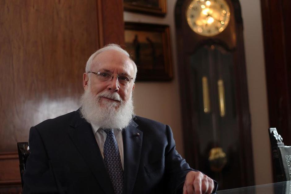 Acisclo Valladares Molina fue removido como embajador el pasado 30 de octubre. (Foto: archivo/Soy502)