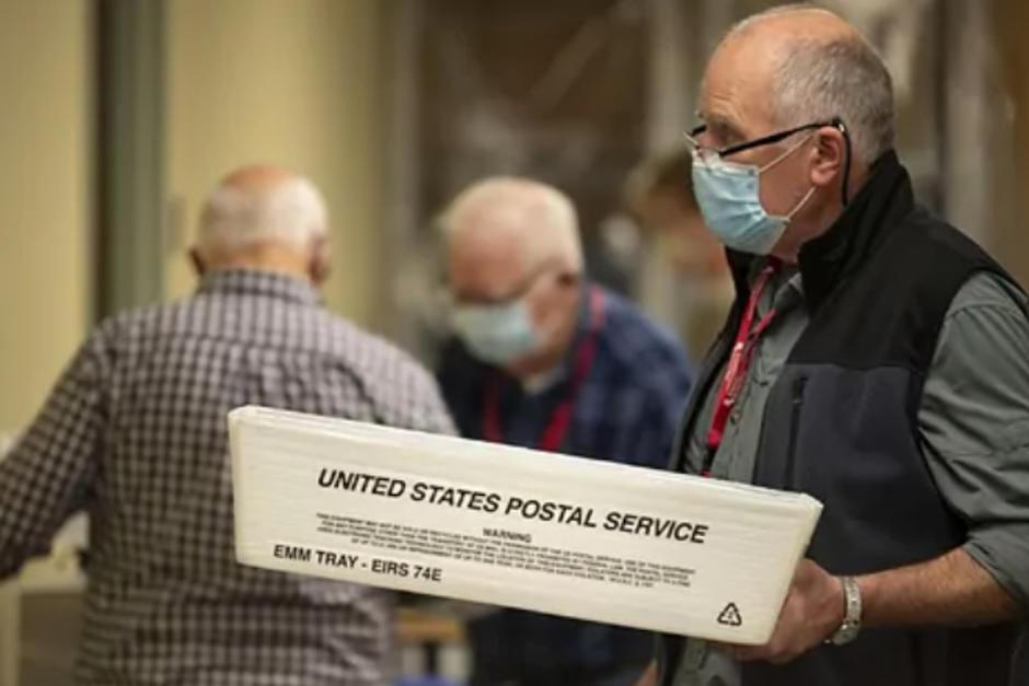 Un candidato republicano fue elegido a la Asamblea del estado de Dakota del Norte, en el norte de Estados Unidos, un mes después de haber fallecido por coronavirus. (Foto: AFP)