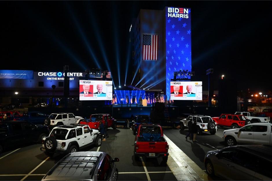 En Estados Unidos hay incertidumbre por el conteo de votos. (Foto: AFP)