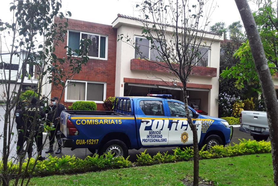 La FECI realiza allanamientos en seis viviendas vinculadas con el exdiputado Armando Escribá para fortalecer la investigación. (Foto: PNC)