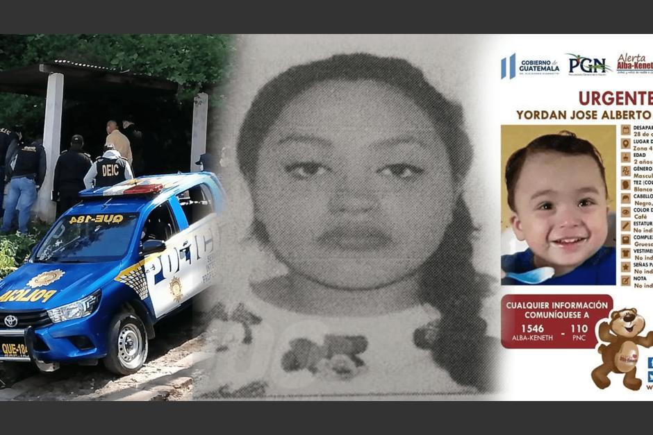 Los familiares de Marta señalan a la pareja de la víctima de ser la responsable del asesinato y desaparición del menor. (Foto: Stereo100)