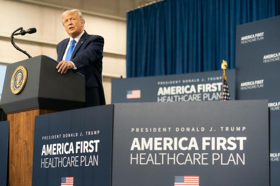 Trump dejará la Casa Blanca el 20 de enero. (Foto: Archivo/Soy502)