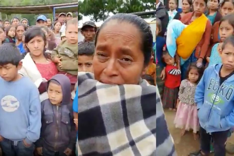 Miles de personas resultaron afectadas por el paso de Eta en Guatemala.