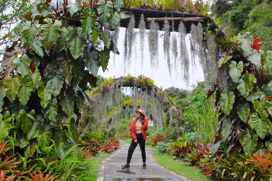 El parque ecológico La Asunción te puede asombrar con sus escenarios. (Foto: Fredy Hernández/Soy502)