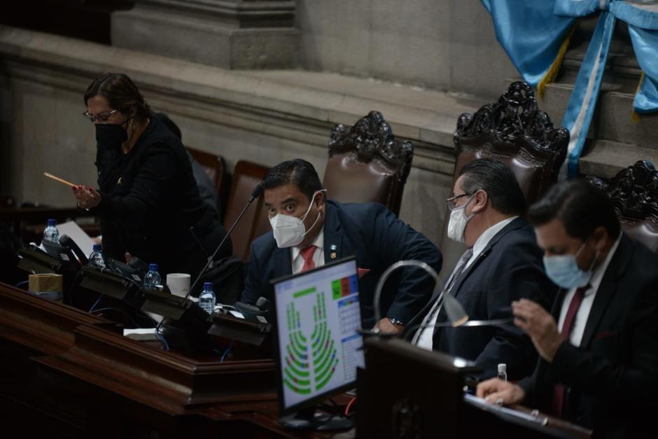 En el presupuesto se incluyeron 100 millones para comprar un nuevo edificio para el Congreso. (Foto: Wilder López/Soy502)