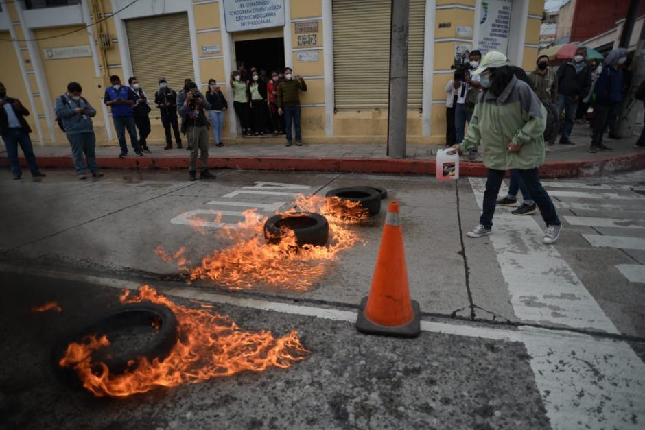 El Presupuesto 2021 se aprobó durante la madrugada del miércoles 18 de noviembre. (Foto: Wilder López/Soy502)