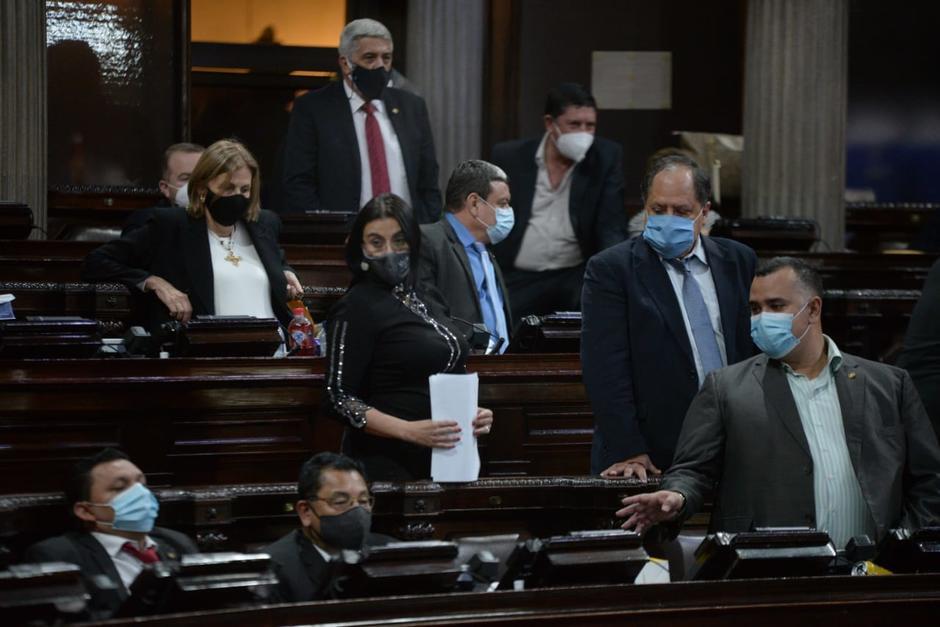 Los diputados aprobaron el Presupuesto la madrugada del miércoles sin discusión y con una millonaria deuda. (Foto: Archivo/Soy502)