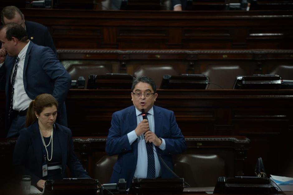 Rodas señaló que el malestar de la ciudadanía no es solo por la aprobación del Presupuesto 2021. (Foto: Archivo/Soy502)