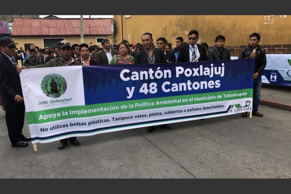 Denuncian a Gobernador por impedir protesta contra Giammattei