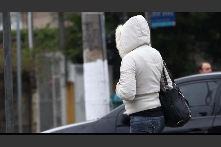 Anuncian frente frío que podría ingresar el jueves