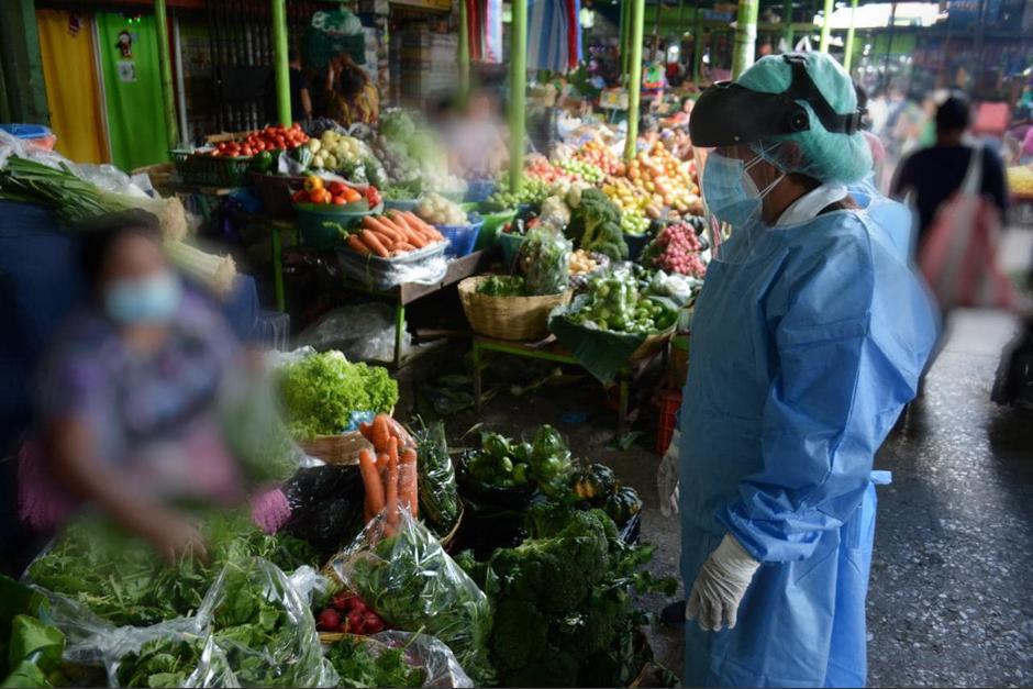 En el país ya se han registrado más de 121,000 casos de Covid-19. (Foto: Ministerio de Salud)