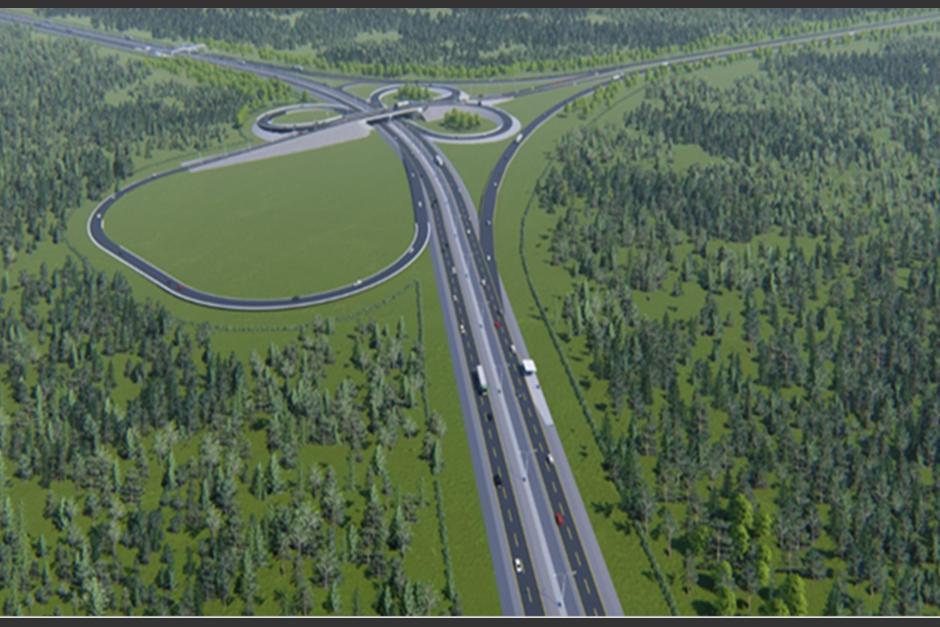 Congreso agenda sesión para conocer proyecto de nueva autopista