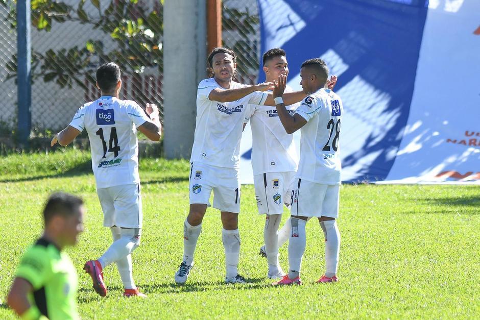 Comunicaciones vence por la mínima diferencia a Deportivo Achuapa