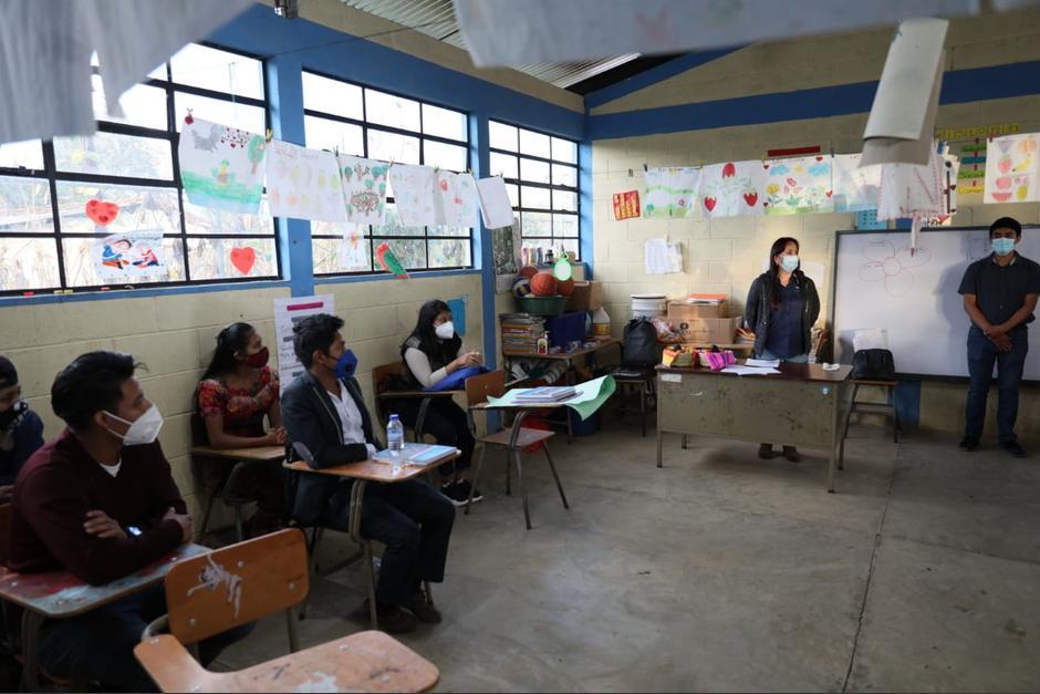 El Mineduc clausura ciclo escolar 2020, el cual se dio, en su mayoría, desde casa. (Foto: Archivo/Soy502)