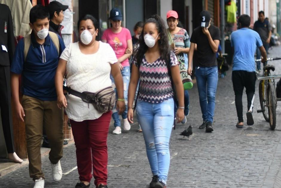 Guatemala alcanzó un total de 93,748 casos acumulados de coronavirus (Foto ilustrativa: AFP)