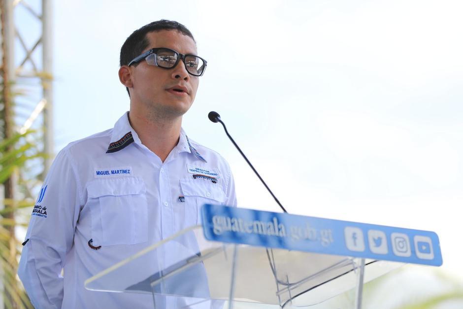 Miguel Martínez dirige el Centro de Gobierno. (Foto: archivo/Soy502)