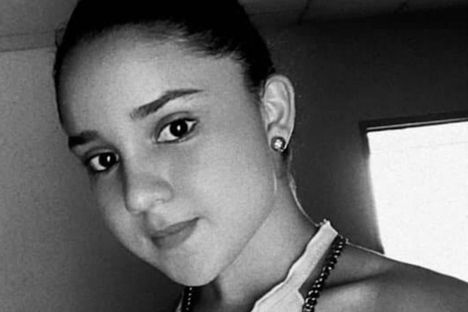 Litzy Cordón fue secuestrada y asesinada. (Foto: Facebook)