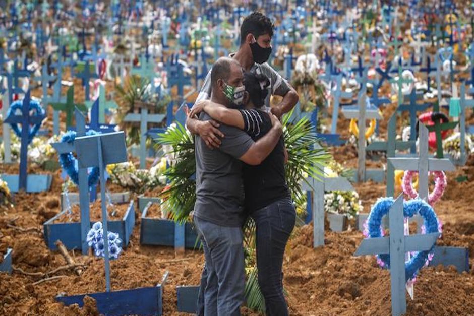 Un estudio muestra que se registró un aumento de fallecimientos mayor a las cifras oficiales reportadas en Guatemala. (Foto ilustrativa: Getty Images)