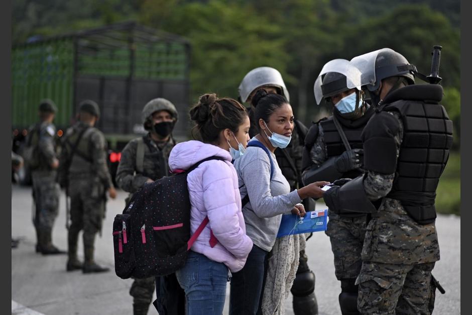 El gobierno de Guatemala emitió un decreto para derogar el Estado de Prevención en seis departamentos. (Foto: AFP)
