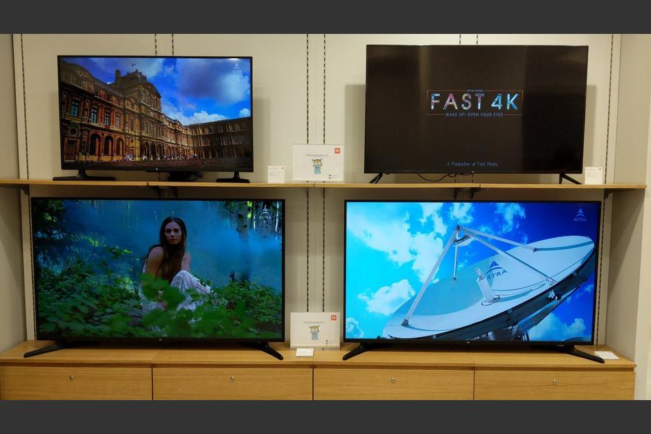 Varias instituciones del Estado han adquirido televisores este año. (Foto:clipset.com)