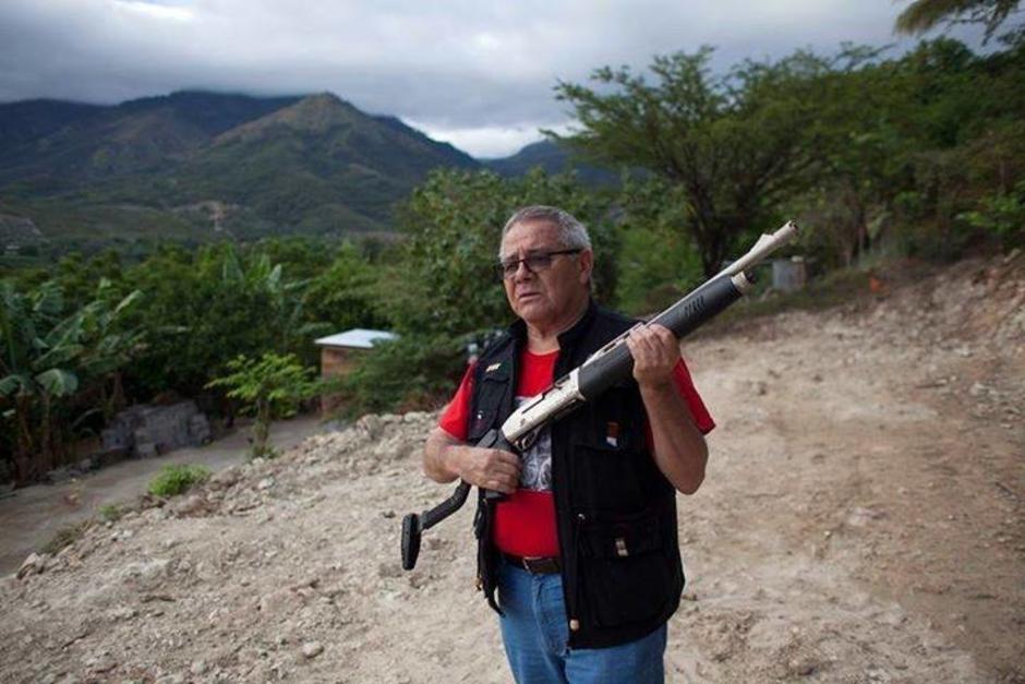 Montes es señalado de asesinar a tres militares en 2019. (Foto: Archivo/Soy502)