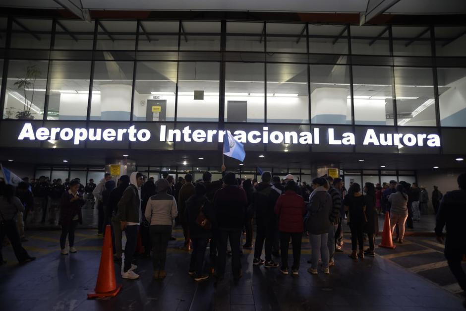 El Aeropuerto Internacional La Aurora abrió el pasado 18 de septiembre. (Foto: Archivo/Soy502)