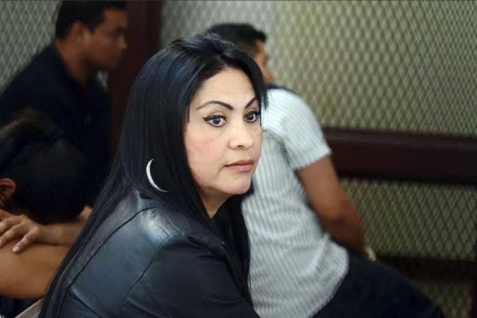 """Marixa Lemus alias """"La Patrona"""" se fugó de la cárcel Mariscal Zavala el 10 de mayo de 2017. (Foto: archivo/Soy502)"""