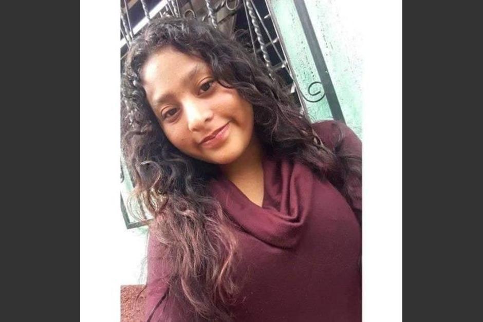 La menor de 16 años fue liberada por la Unidad Antisecuestros de la PNC. (Foto: Facebook)