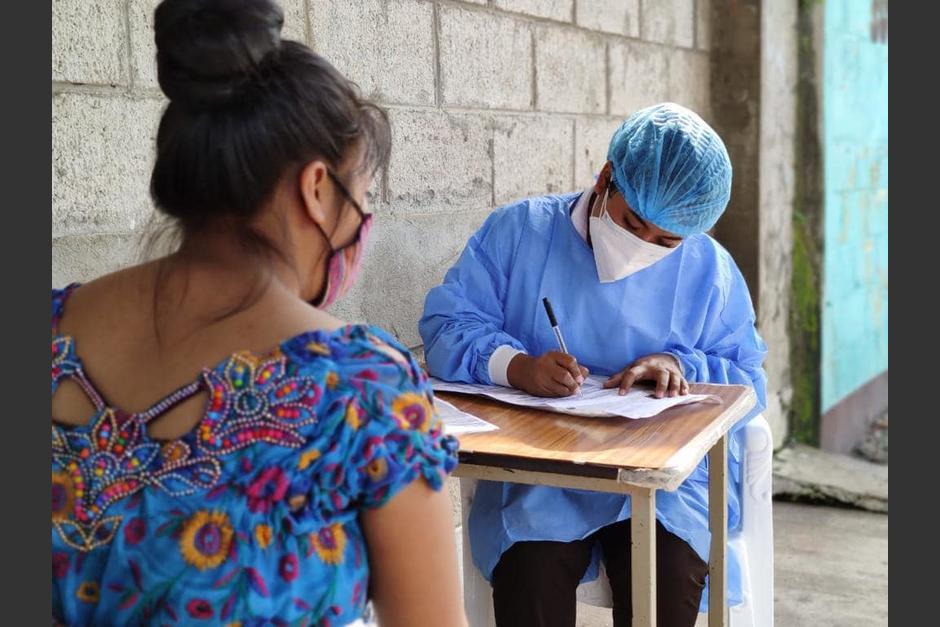 Este martes, el 15.6 por ciento de las pruebas efectuadas dio positivo. (Foto: Ministerio de Salud)
