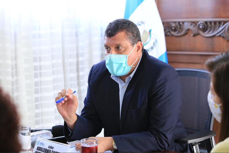 El vicepresidente Guillermo Castillo sostuvo una reunión con Ministros y autoridades vinculadas a la seguridad alimentaria. (Foto: Vicepresidencia)