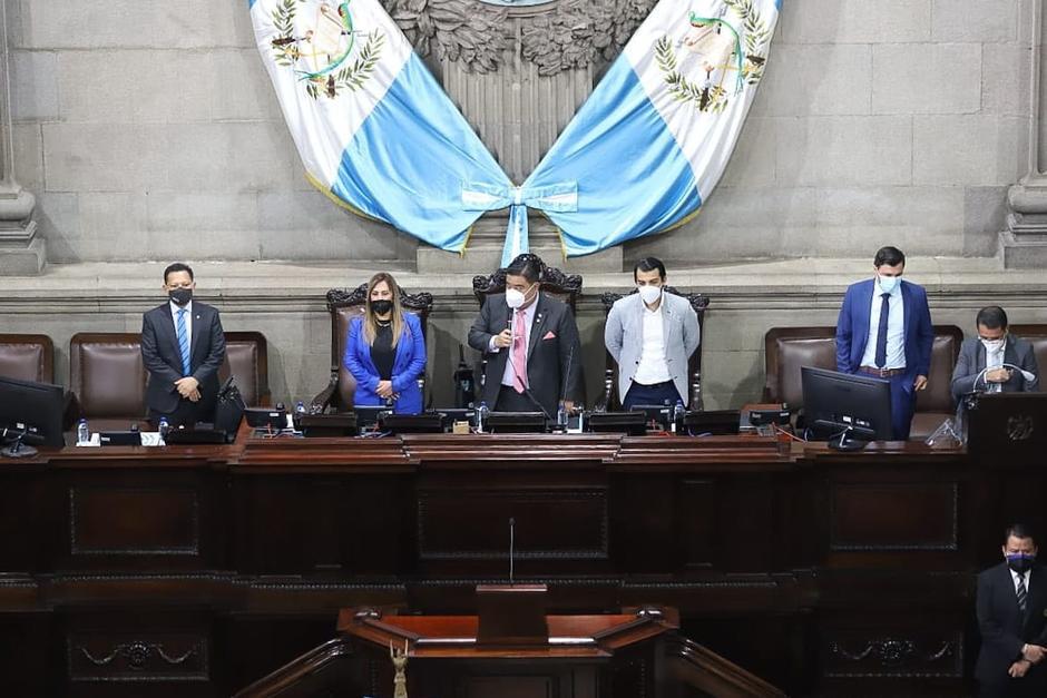 En el Congreso ya iniciaron las reuniones privadas para conformar la Junta Directiva del Congreso para 2021. (Foto: Congreso)
