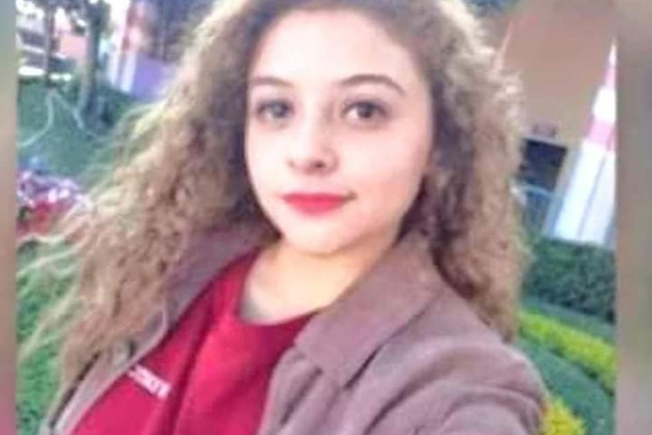 La joven de 20 años desapareció en Mixco y fue localizada en San Lucas Sacatepéquez. (Foto: redes sociales)
