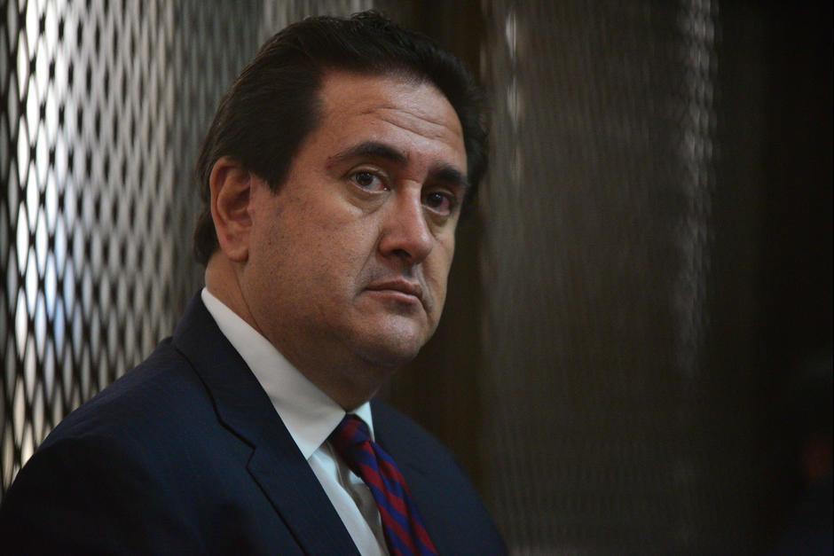 Gustavo Alejos enfrenta cinco procesos penales. (Foto: archivo/Soy502)