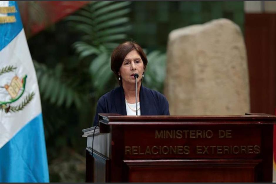 María Teresa Romero será acreditada como Embajadora de Venezuela en Guatemala, por el régimen de Juan Guaidó. (Foto: Archivo/Soy502)