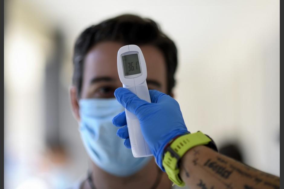 El Ministerio de Salud actualizó al mediodía los casos. (Foto: AFP)